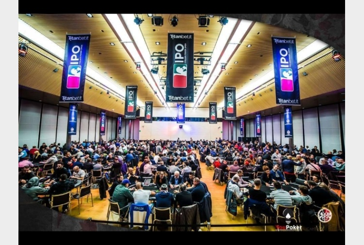 Casino campione torneo poker