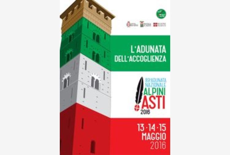 Torre Asti simbolo adunata alpini 2016 - Tiscali Notizie 975f8e1fcac1