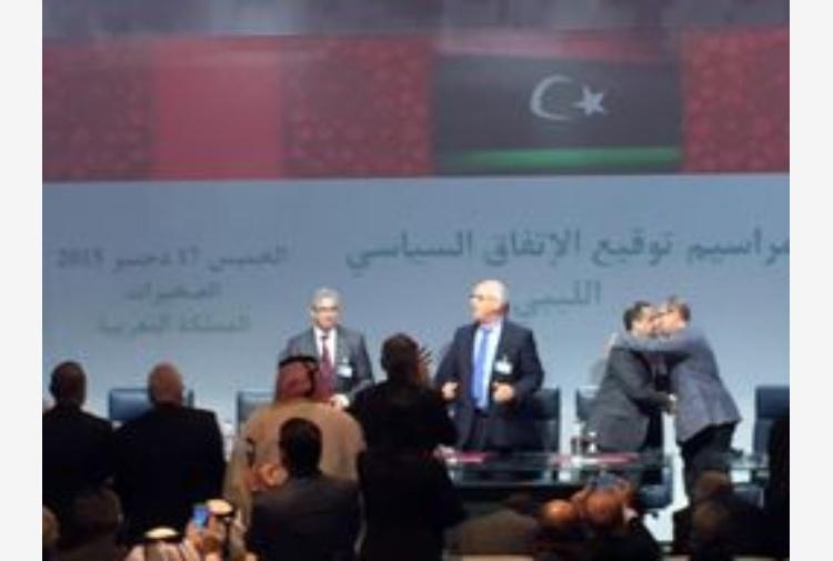 Libia salta ancora voto tobruk governo tiscali notizie for Numero legale parlamento