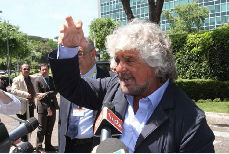 Grillo a renzi come si dice in inglese ve ne arrestano 1 - Come si dice bagno in inglese ...