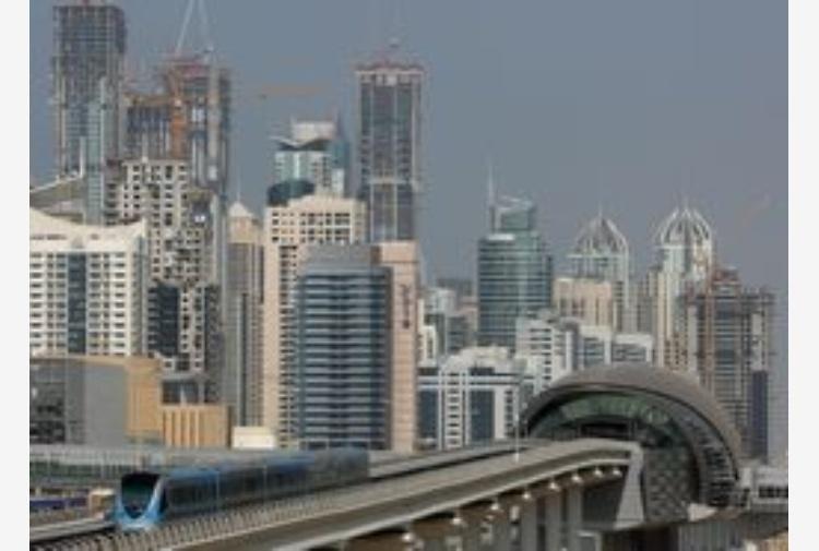 Nasce a dubai grattacielo pi alto mondo tiscali notizie - Dubai grattacielo piu alto ...