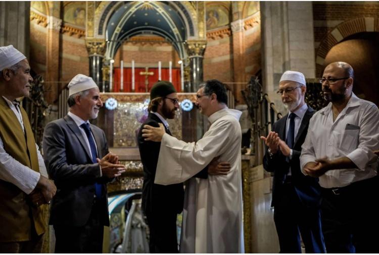 Palermo, in cattedrale Cristiani e Musulmani pregano insieme$