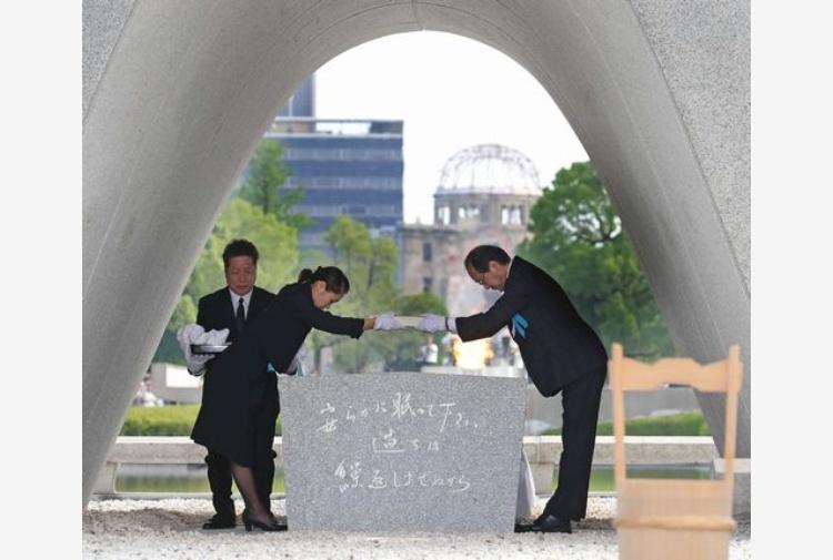 Giappone, Hiroshima commemora i 71 anni dalla bomba atomica