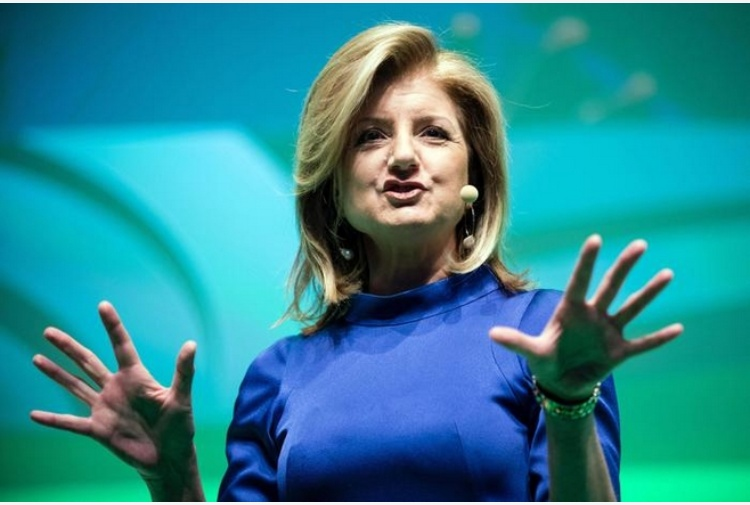 Arianna Huffington lascia Huffington Post si dedicherà a una start up di salute e benessere