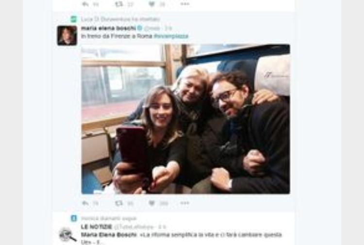 M5s pd ha pagato treno a manifestanti tiscali notizie for Quanti sono i deputati