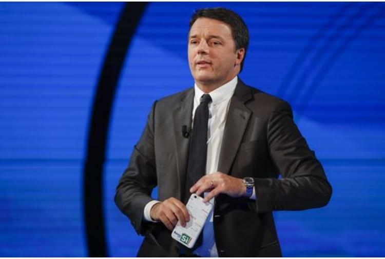 Renzi, se vince il No non resto abbarbicato alla poltrona