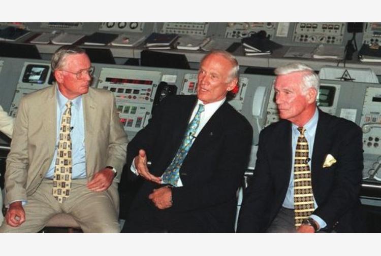 Addio a Eugene Cernan, l'ultimo astronauta sulla luna