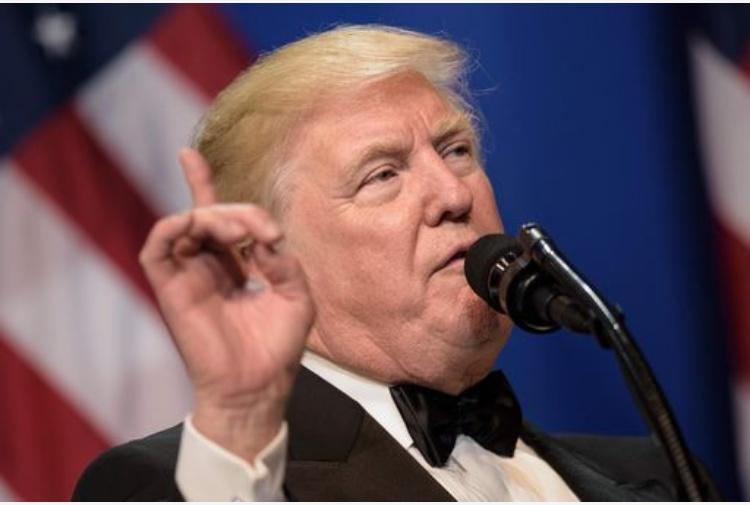 Donald Trump cita Bane, il cattivo di Batman, nel suo discorso inaugurale