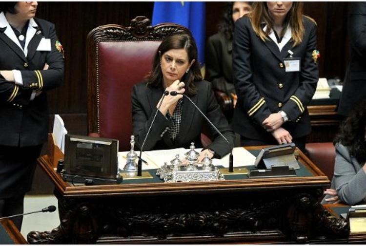 Boldrini legge elettorale deve uscire dal parlamento for Differenza tra camera e senato