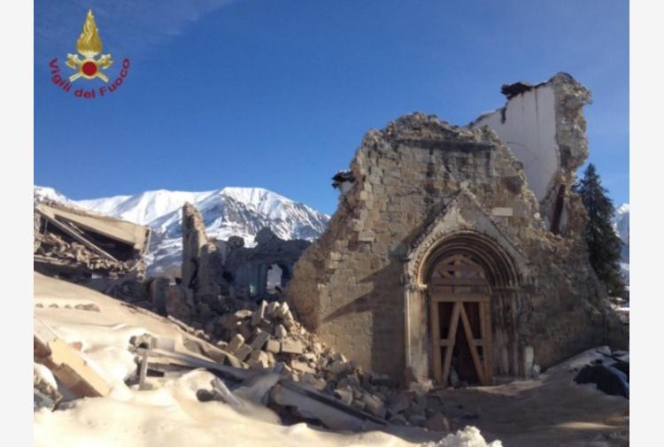 Terremoti INGV Lista in Tempo Reale, scosse di oggi (27 gennaio 2017)