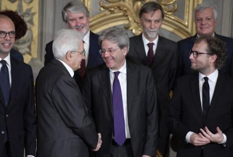 Presidente Mattarella a Camerino