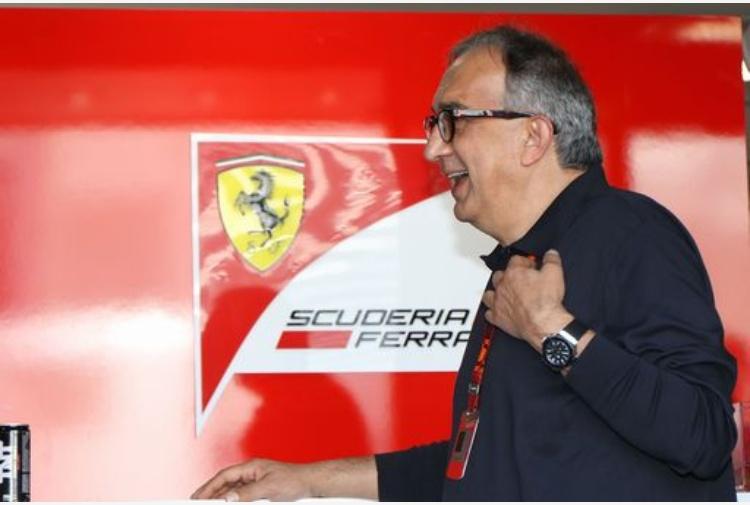 Marchionne apre all'acquisto di quote della F1