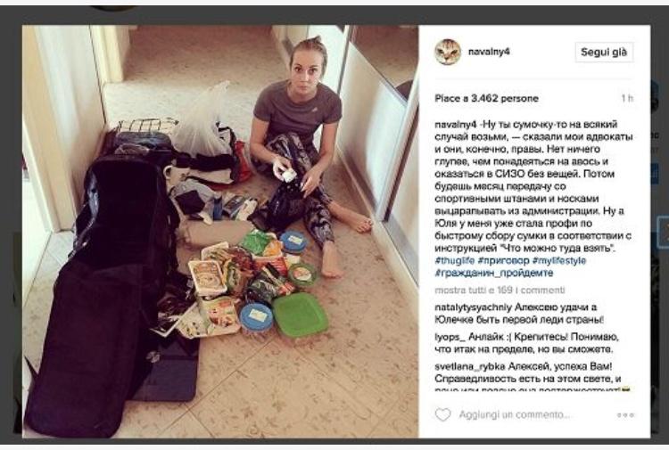 Navalni condannato. L'oppositore russo escluso dalle presidenziali 2018