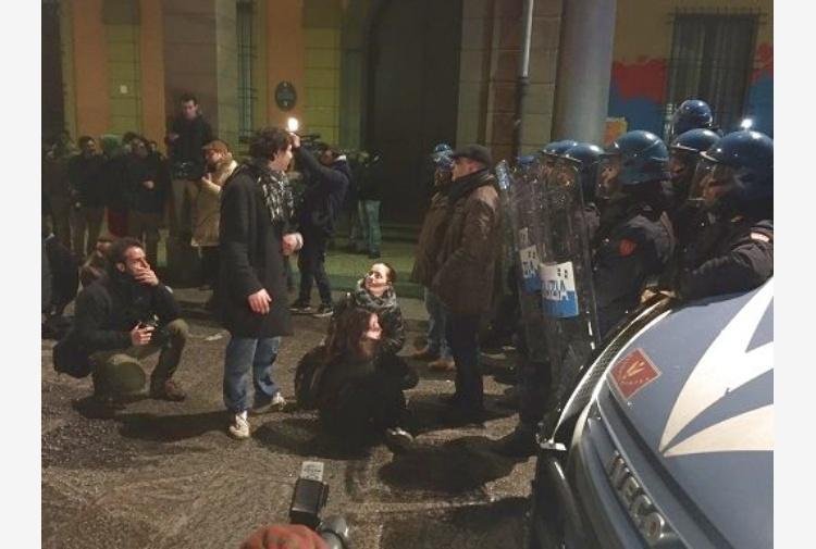 Tornelli Ateneo Bologna, nuovi scontri