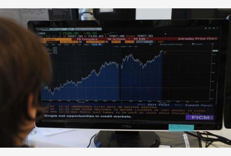 Banche, a dicembre sofferenze in aumento a 87 miliardi