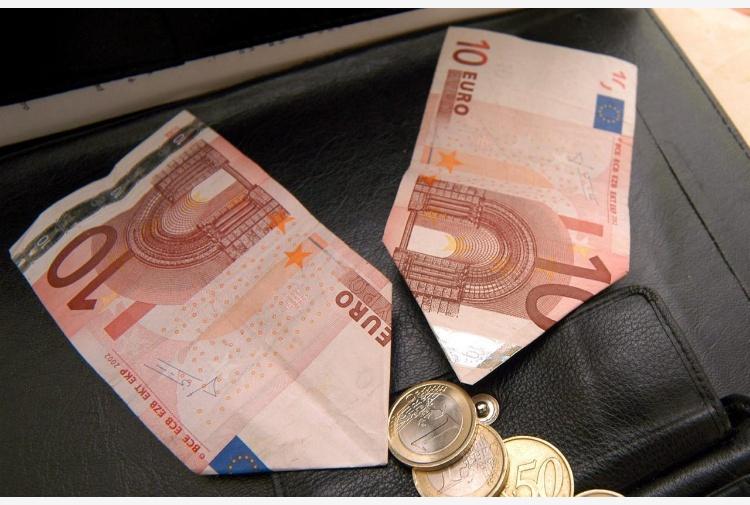 Bankitalia, debito pubblico a 2.218 miliardi