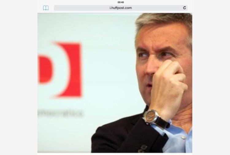 Pd: Guerini, inspiegabile scissione su data congresso