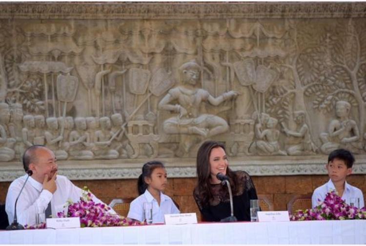 Angelina Jolie: prima intervista su Brad Pitt dopo la separazione