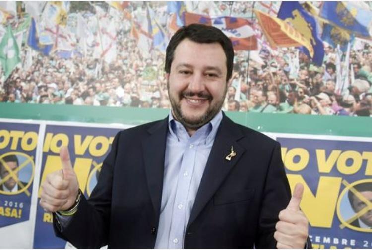Migranti,Salvini:ci vuole pulizia massa