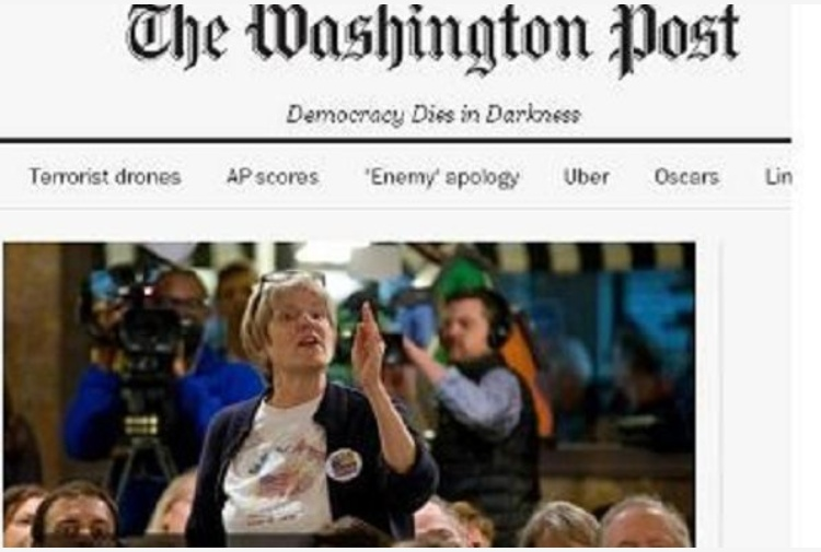 Washington Post: