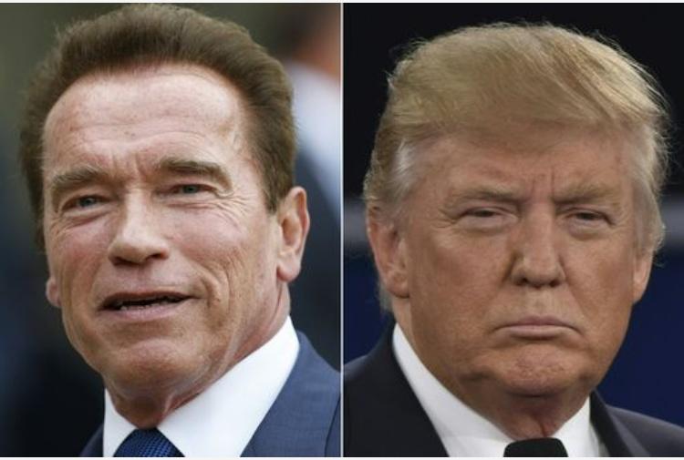 Celebrity Apprentice. Schwarzenegger lascia il programma di Trump