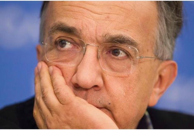 FCA, Marchionne: no vendita brand del gruppo