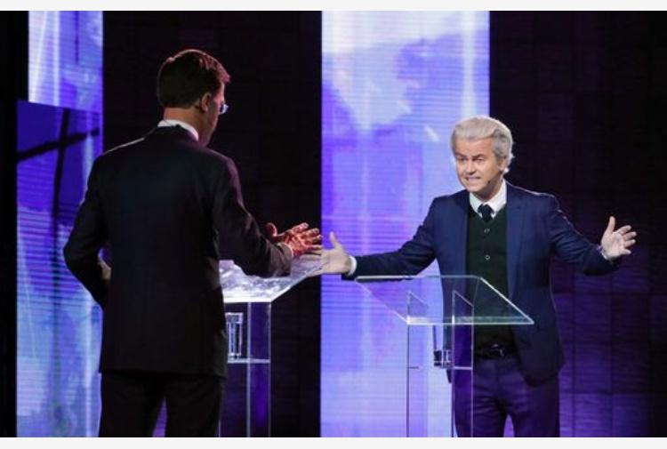 Olanda al voto, frammentata ea rischio populismi