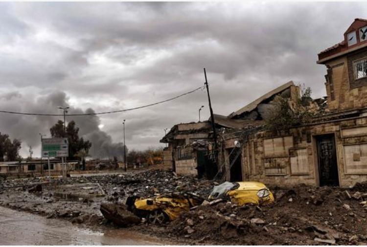 Iraq: 439 civili uccisi fino ad ora negli scontri a Mosul COMMENTA