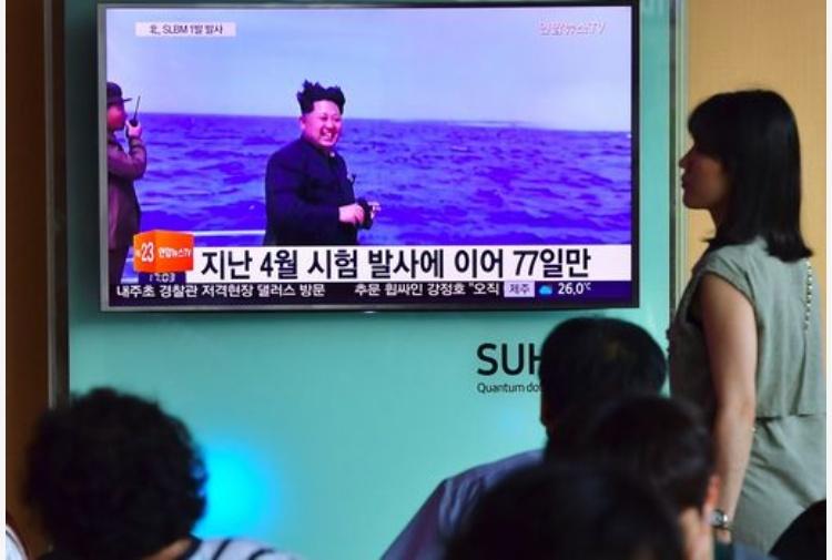 Nord Corea, fallisce nuovo lancio missile, tensione nella regione