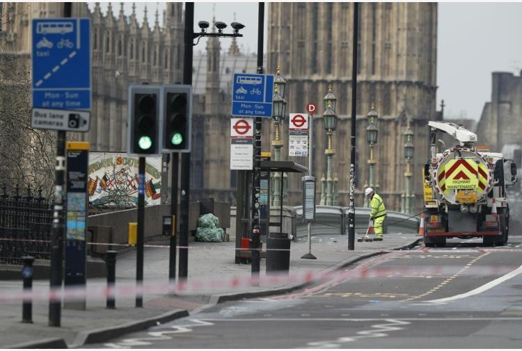 Attentato di Londra,