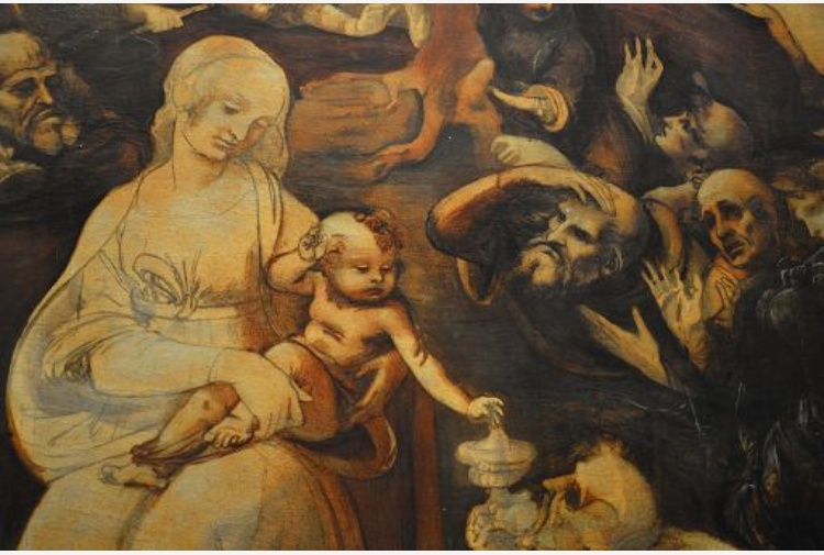 Uffizi, svelata l'Adorazione dei Magi di Leonardo