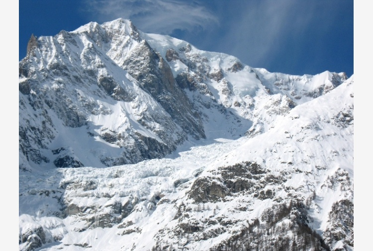 Valanga sopra Courmayeur,due in ospedale
