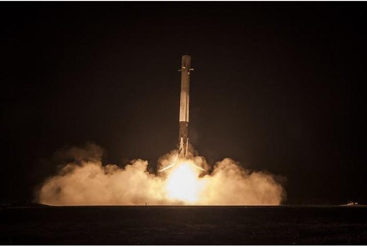 30 marzo 2017 | Space X pronta a usare primo razzo riciclato