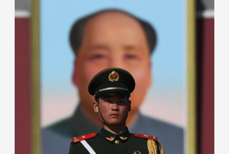 Vendita record in Cina per un Mao di Andy Warhol