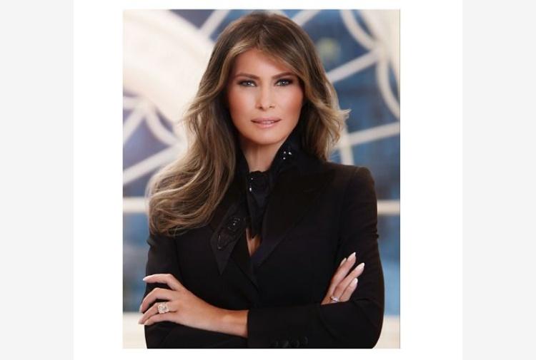 Melania riceve Rania di Giordania, 'guerra di stile'