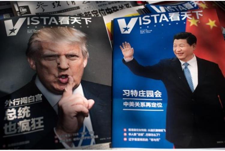 Oggi il vertice Trump-Xi al centro commercio Corea del Nord ed economia