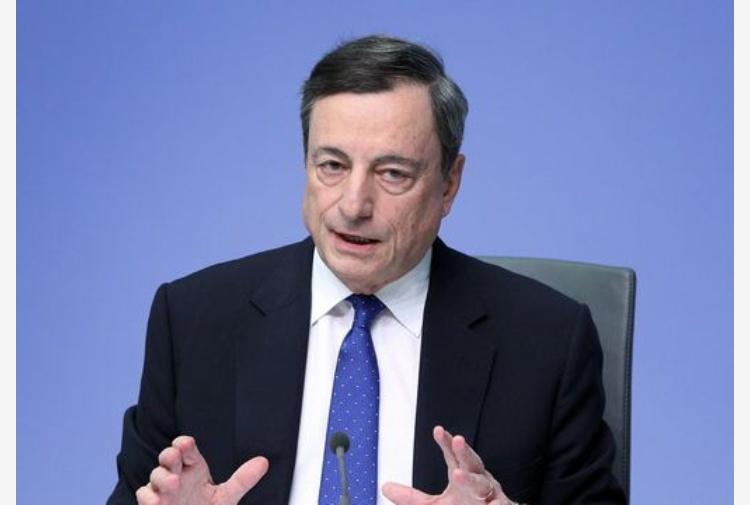Draghi gela il mercato: Bce non cambia linea
