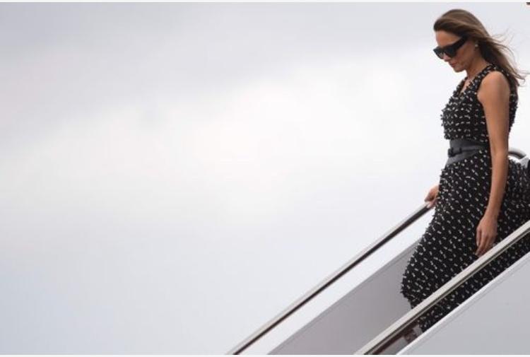 Gossip su Melania Trump, il Daily Mail si scusa e paga