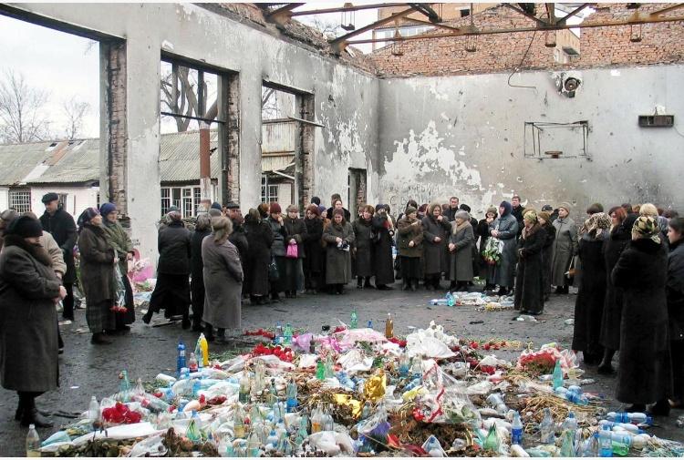 Corte europea condanna Russia per Beslan
