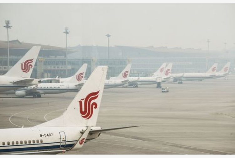 Air China sospende voli per Pyongyang da lunedì
