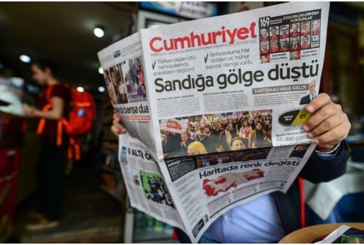 Referendum in Turchia, Trump si congratula con Erdogan