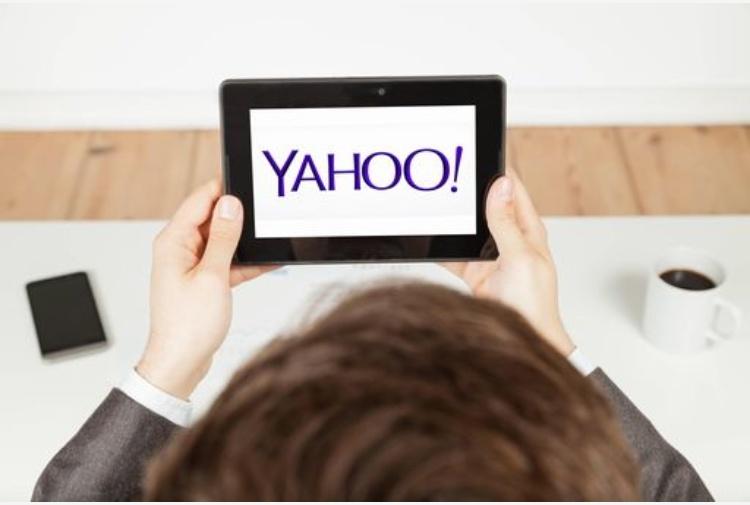 Yahoo: fatturato sale del 22% nel primo trimestre 2017