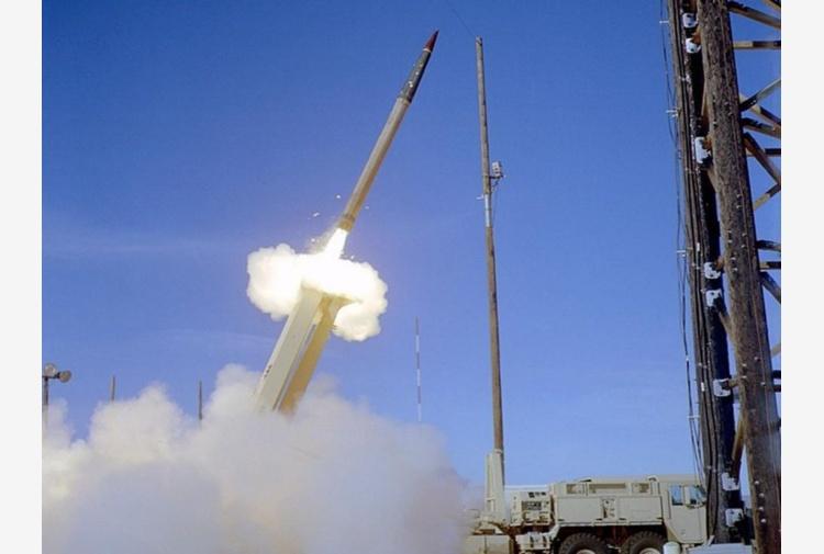 Usa, i sistemi antimissile Thaad installati a Seongju in Corea