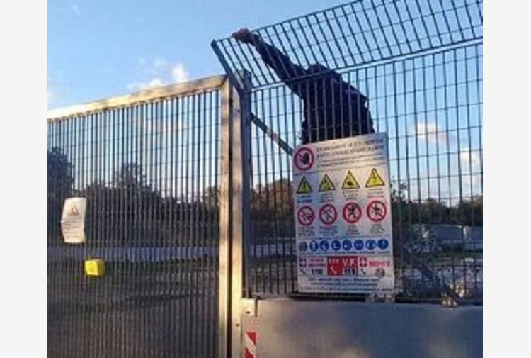 Tap, blitz ruspe e polizia: abbattute le barricate al cantiere
