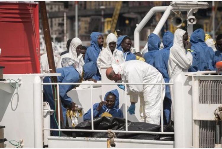 Migranti, Legnini: di Zuccaro si occuperà Csm