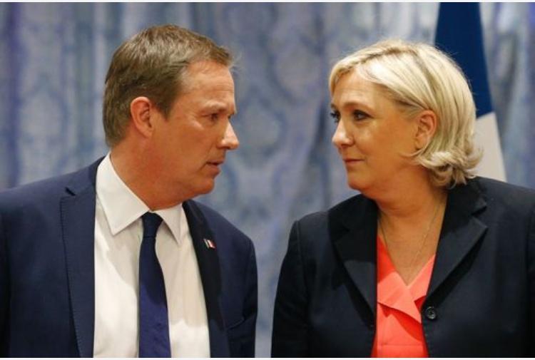 Sondaggi, Marine Le Pen accorcia le distanze e fa sempre più paura