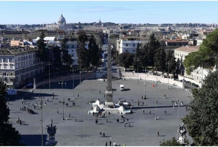 Choc a Piazza di Spagna: dirigente di banca uccide la compagna insegnante