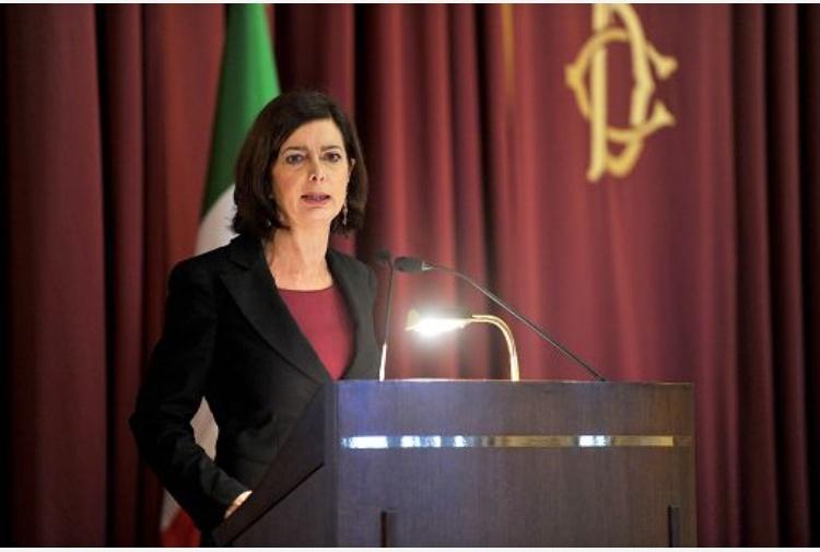 Boldrini: presto indagine conoscitiva su fake news