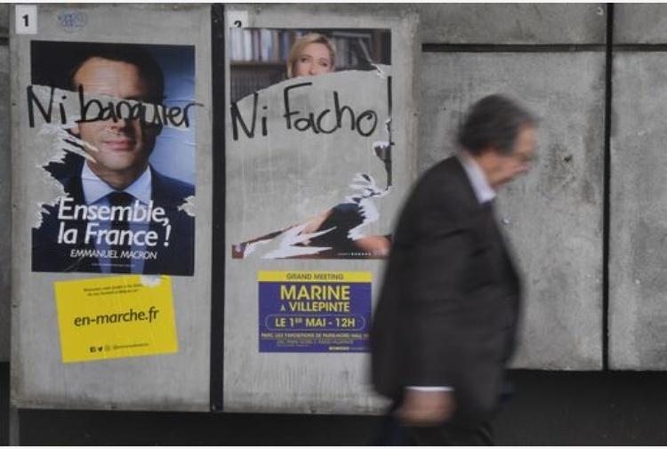 'Copia e incolla discorso Fillon', Marine Le Pen accusata di plagio
