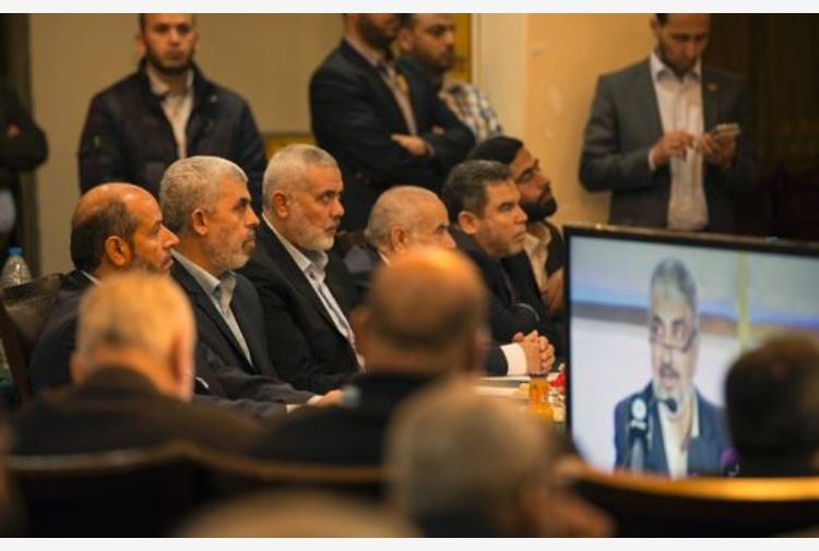 Ismail Haniyeh nuovo capo politico di Hamas